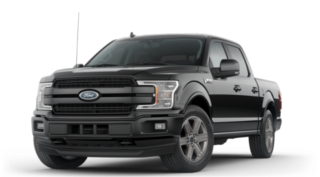 New 2020 Ford F-150 Lariat Truck SuperCrew Cab For Sale in Missoula